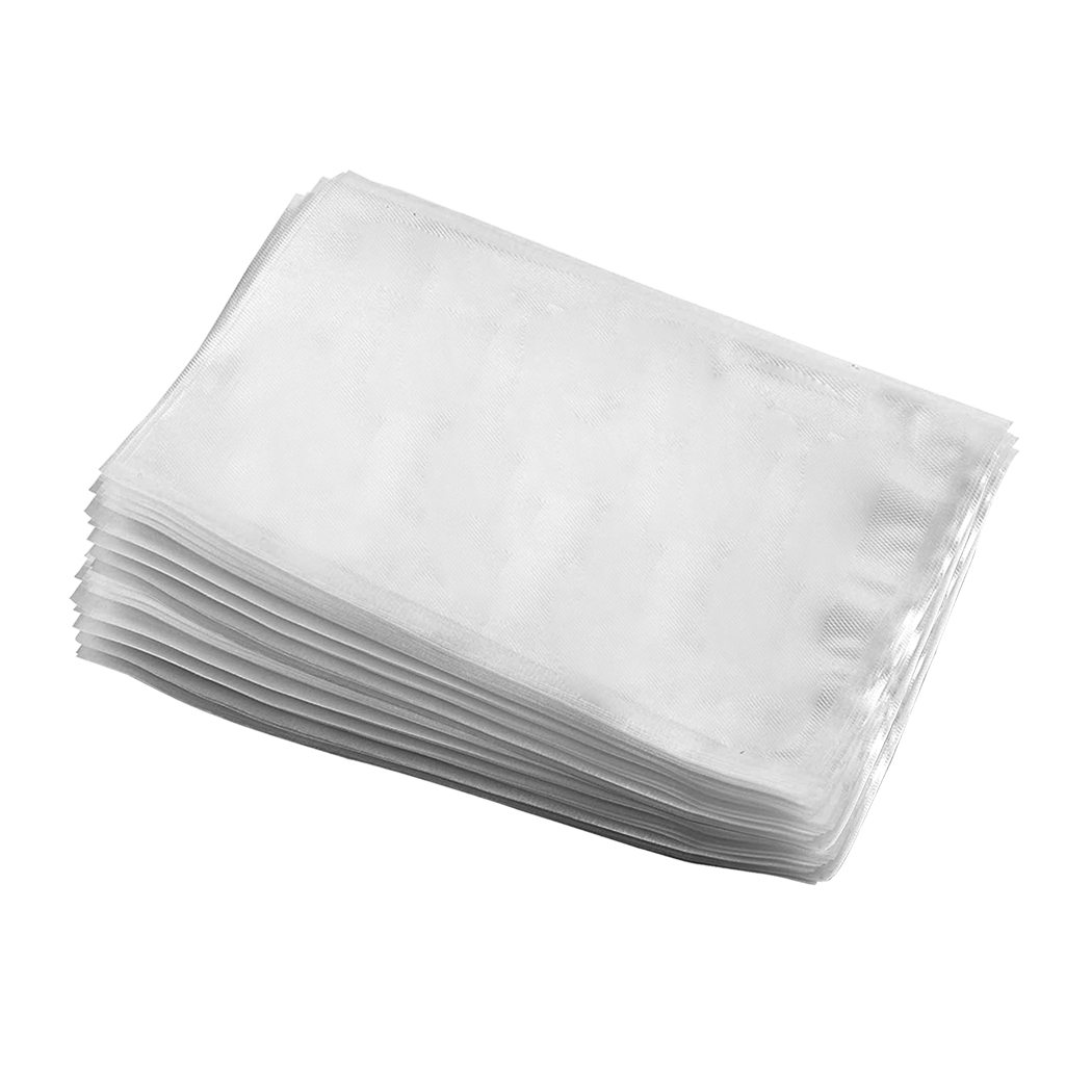 thumbnail 66 - Vacuum Food Sealer Storage Bags Saver Seal Bags Commercial Heat 100/200/500x