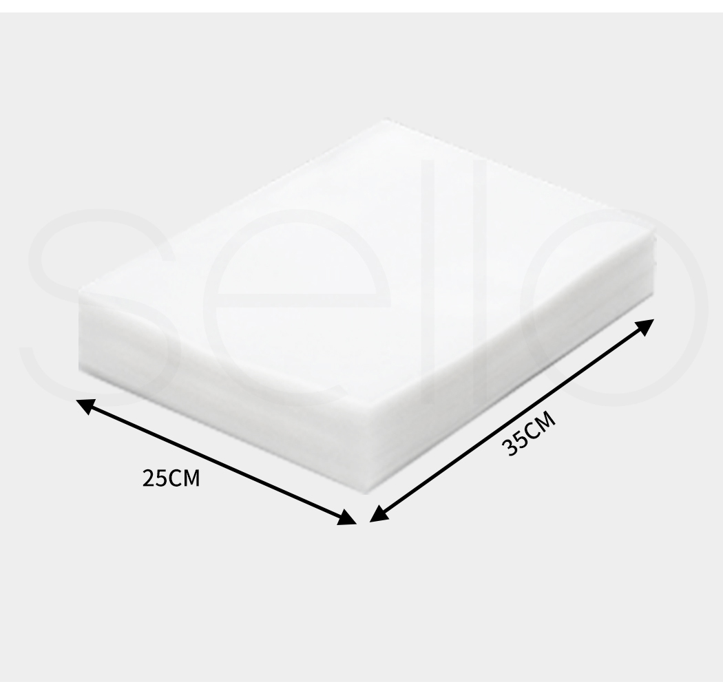 thumbnail 97 - Vacuum Food Sealer Storage Bags Saver Seal Bags Commercial Heat 100/200/500x