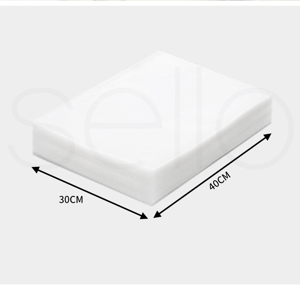 thumbnail 130 - Vacuum Food Sealer Storage Bags Saver Seal Bags Commercial Heat 100/200/500x