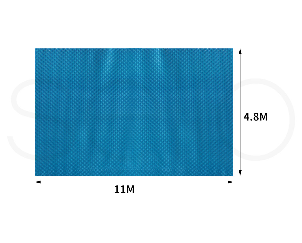 Solar-Swimming-Pool-Cover-400-500-Micron-Outdoor-Bubble-Blanket-Covers-7-Sizes thumbnail 56