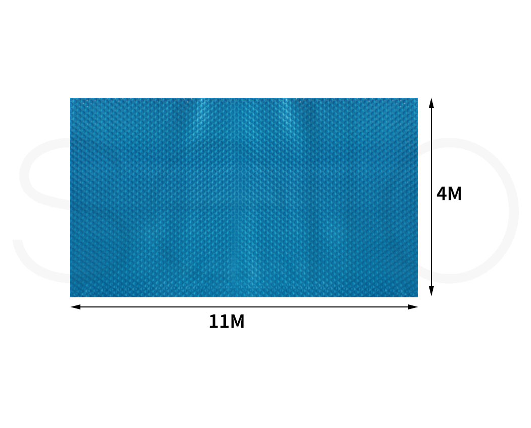 Solar-Swimming-Pool-Cover-400-500-Micron-Outdoor-Bubble-Blanket-Covers-7-Sizes thumbnail 79