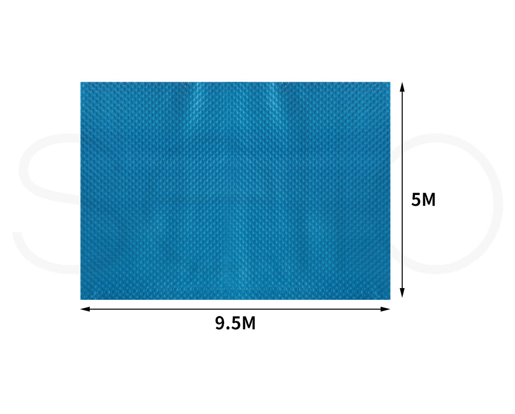 Solar-Swimming-Pool-Cover-400-500-Micron-Outdoor-Bubble-Blanket-Covers-7-Sizes thumbnail 171