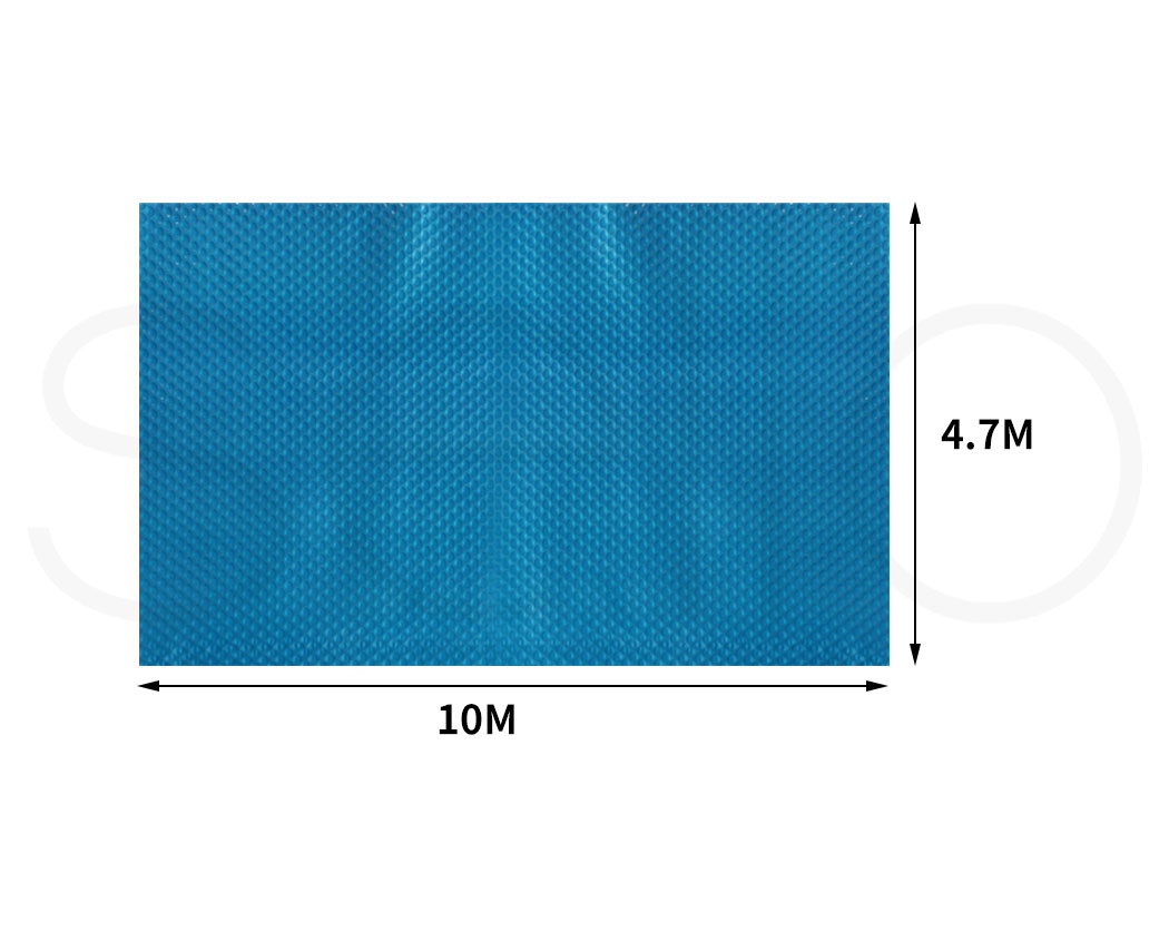 Solar-Swimming-Pool-Cover-400-500-Micron-Outdoor-Bubble-Blanket-Covers-7-Sizes thumbnail 21