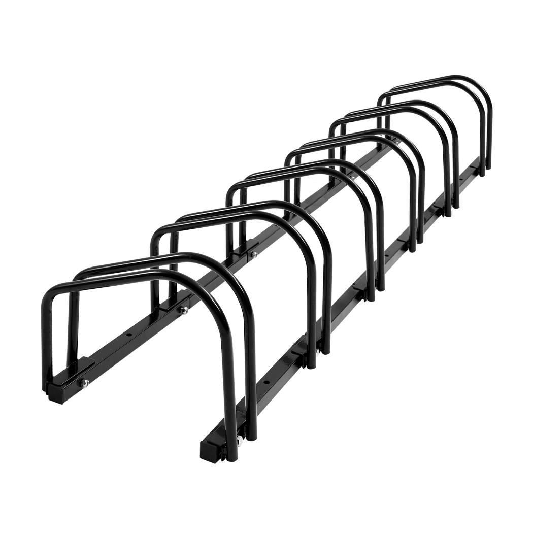 thumbnail 60 - Monvelo 1-6 Bike Stand Bicycle Rack Storage Floor Parking Holder Cycling Stands